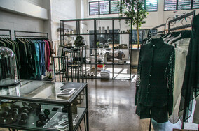 Steel retail fit out | Design Steel | Auckland