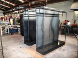 Retail fit out - custom display | Design Steel | Auckland